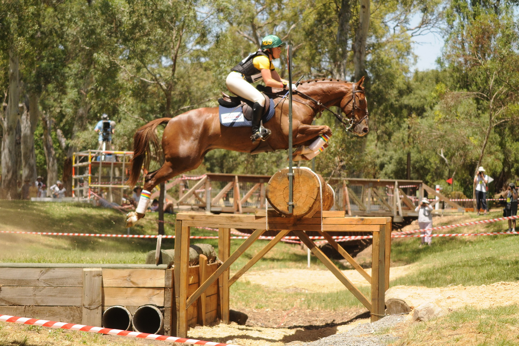 Adelaide adds colour to FEI Classics™