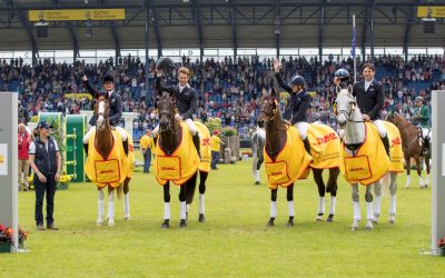 Aussies make history in Aachen