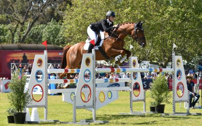 Shannon crowned Eventing Dual Crown Champion