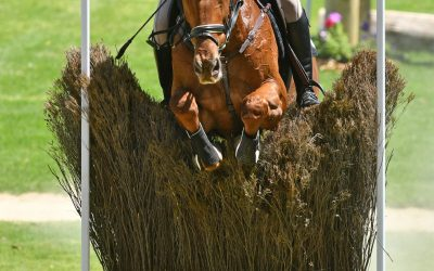 Hazel jumps to the lead on Qantas Cross Country Day