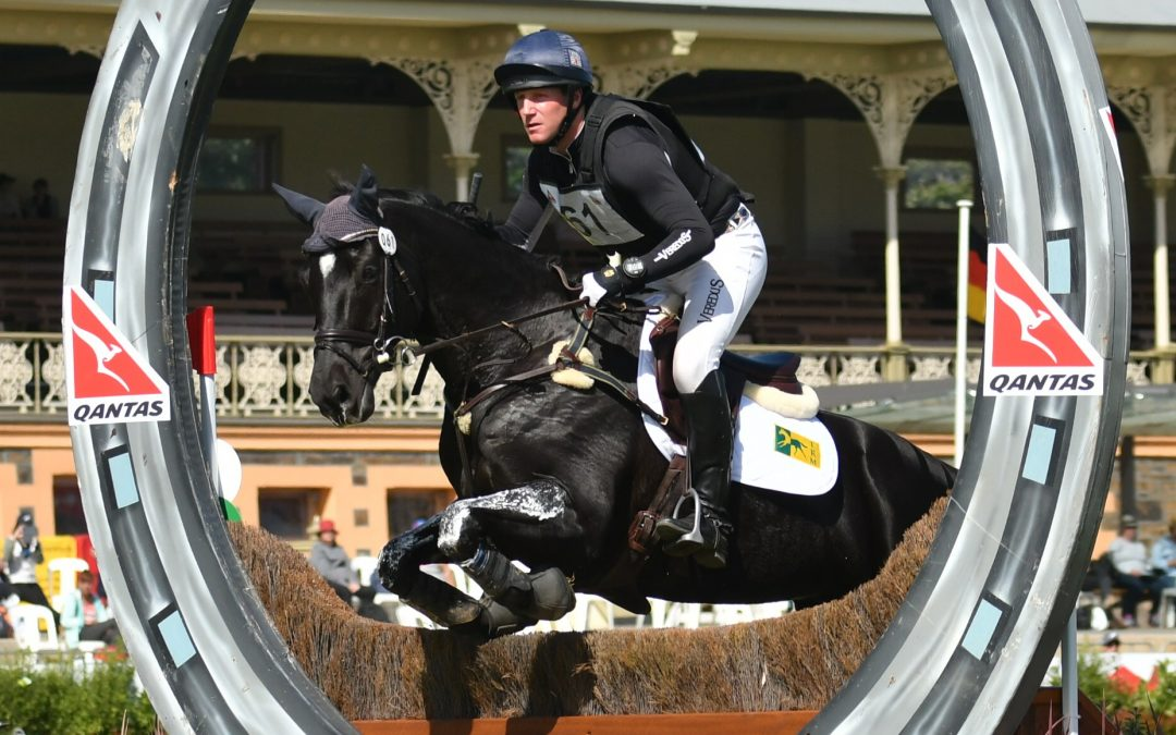Townend makes history in Adelaide for CIC3*