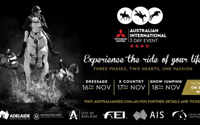 LARGEST NUMBER OF COMPETITORS IN A DECADE WITH SOME OF THE BEST HORSES AND RIDERS IN THE WORLD