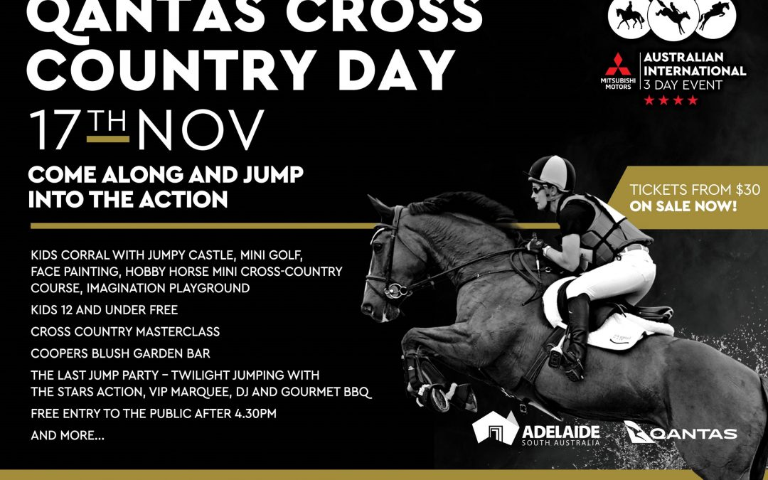 Kids 12 and under FREE entry to Cross Country Day