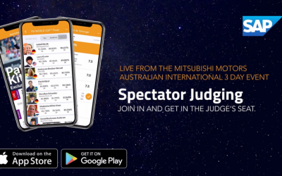 Spectator Judging – SAP puts Fans at the heart of the action ️